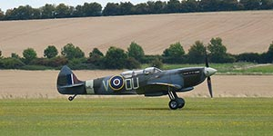 It is August 1940, and the focus is the Battle of Britain and the Blitz