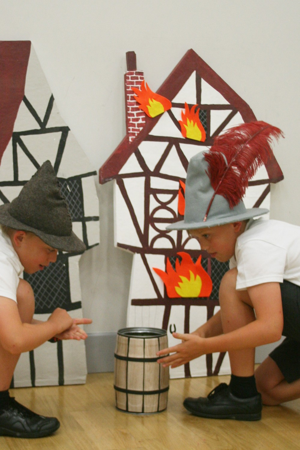 Great Fire of London activity workshop