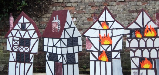 Great Fire of London workshop